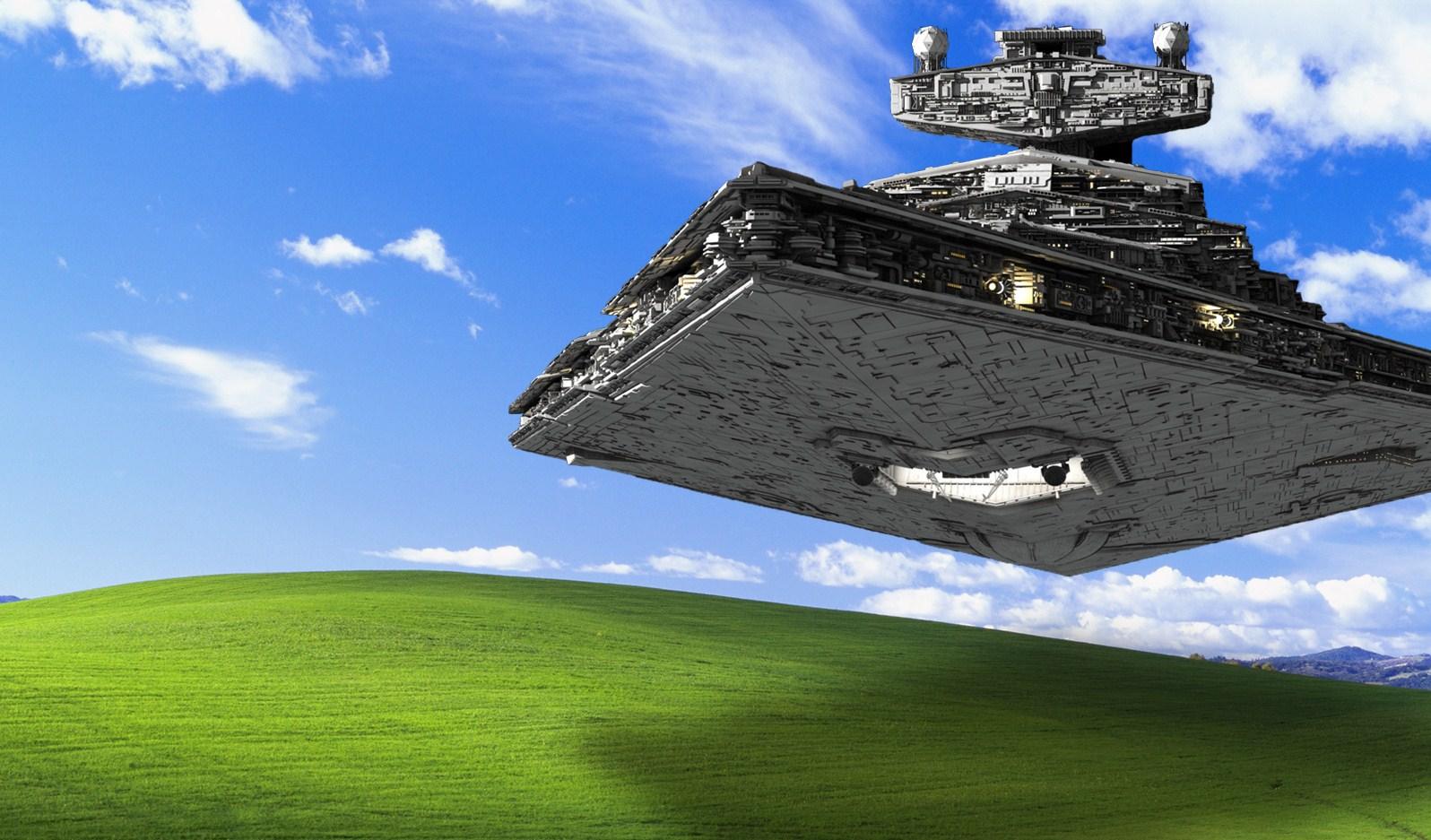 STAR WAR WALLPAPER Star Wars Windows Wallpaper 1596x937