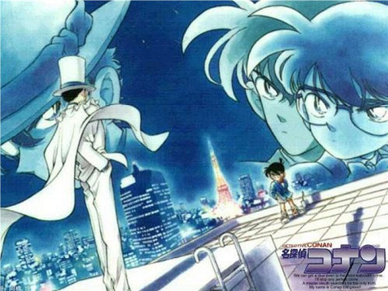 Detective Conan Wallpaper   Detective Conan Wallpaper 12675448 800x600
