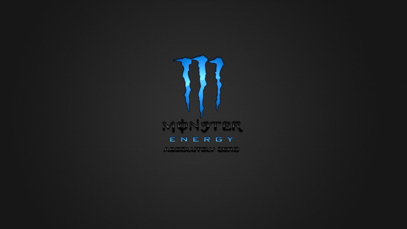 Monster Energy Drink Wallpaper 25 Background 1366x768