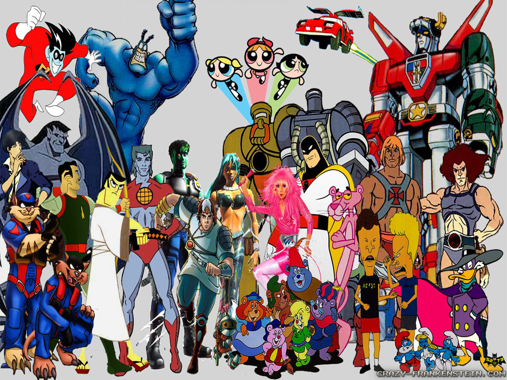 Male Cartoon Characters 80 S : S wallpaper wallpapersafari