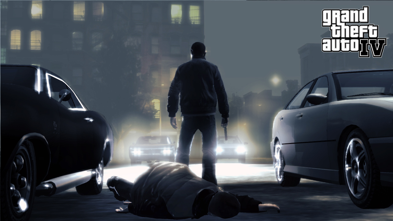 Grand Theft Auto IV   You Want Me Wallpapers 1280x720