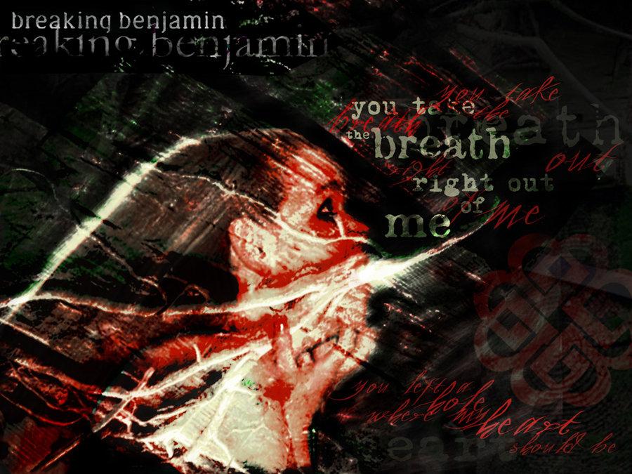 Breaking Benjamin Wallpaper by sketchhog 900x675
