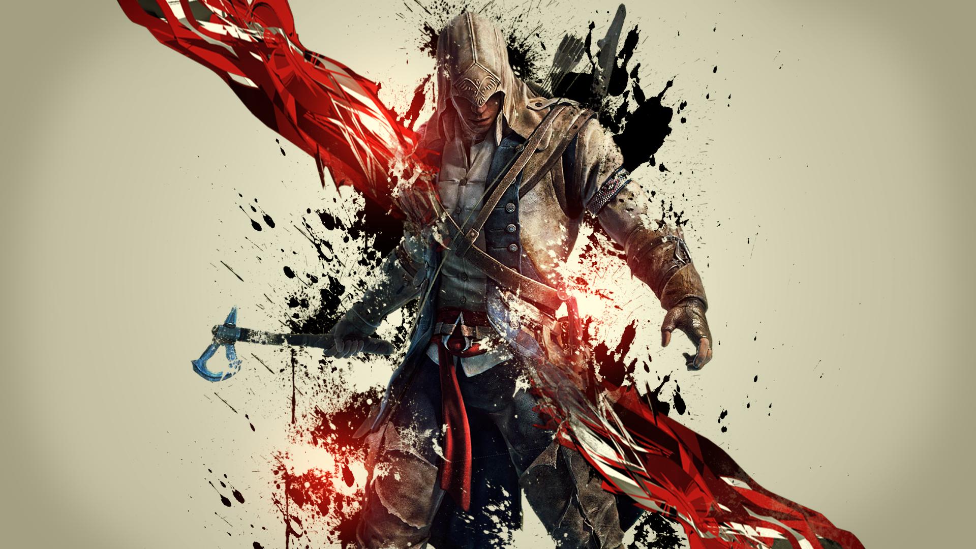 Fotos   Assassins Creed 3 Wallpaper 1 1920x1080