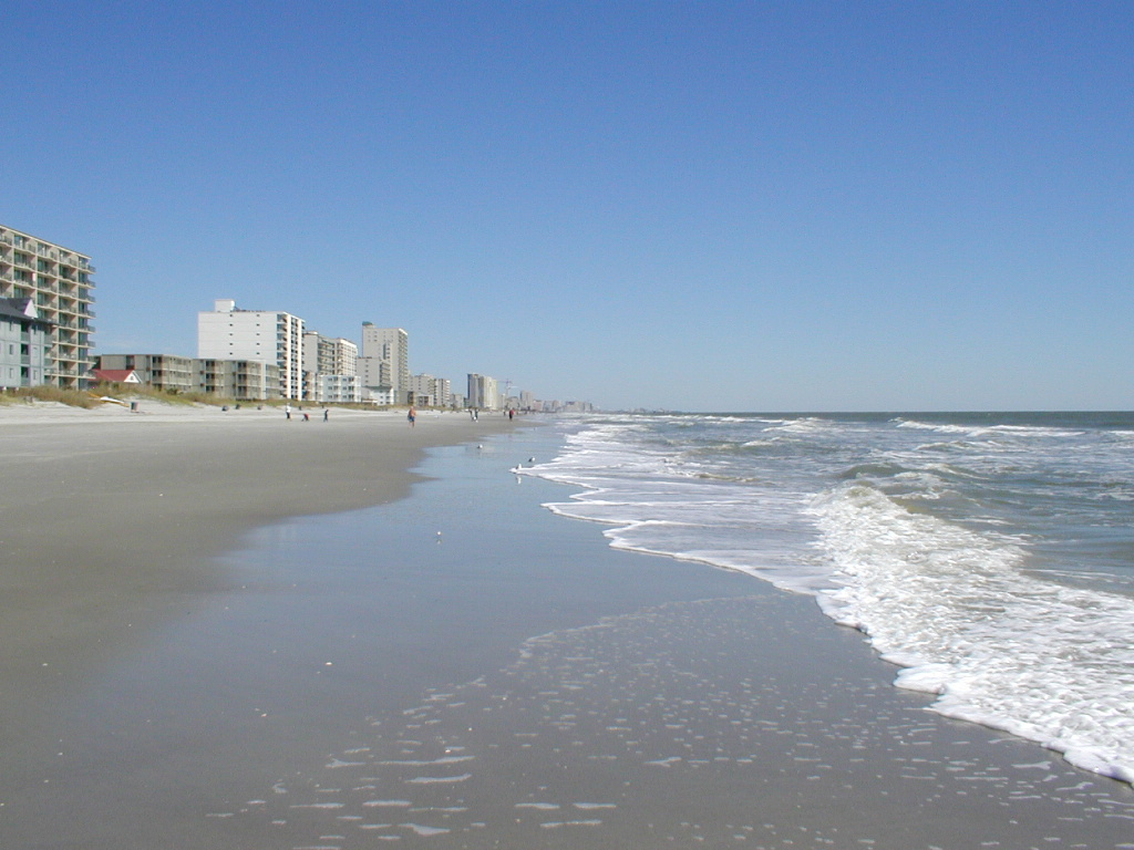 North Myrtle Beach Wallpaper Wallpapersafari