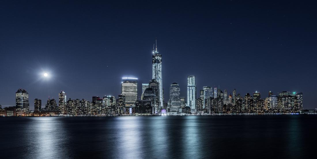 Freedom Tower At Night Wallpaper Http www fredmiranda com 1100x555