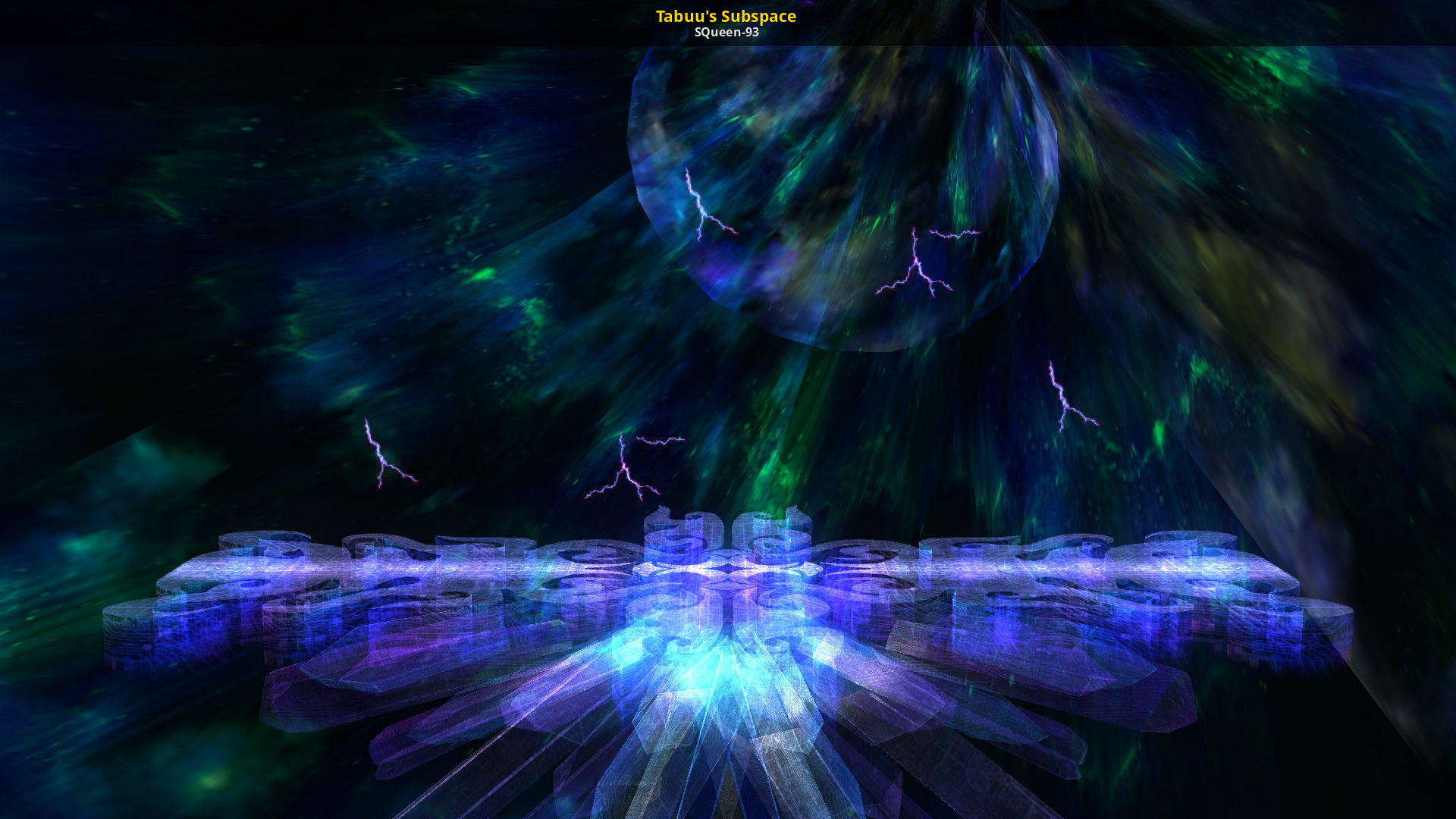 Tabuus Subspace [Super Smash Bros Wii U] [Maps] 1920x1080