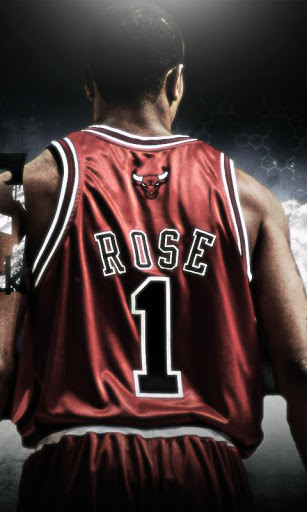 Derrick Rose Wallpaper For Android By Bpanapper