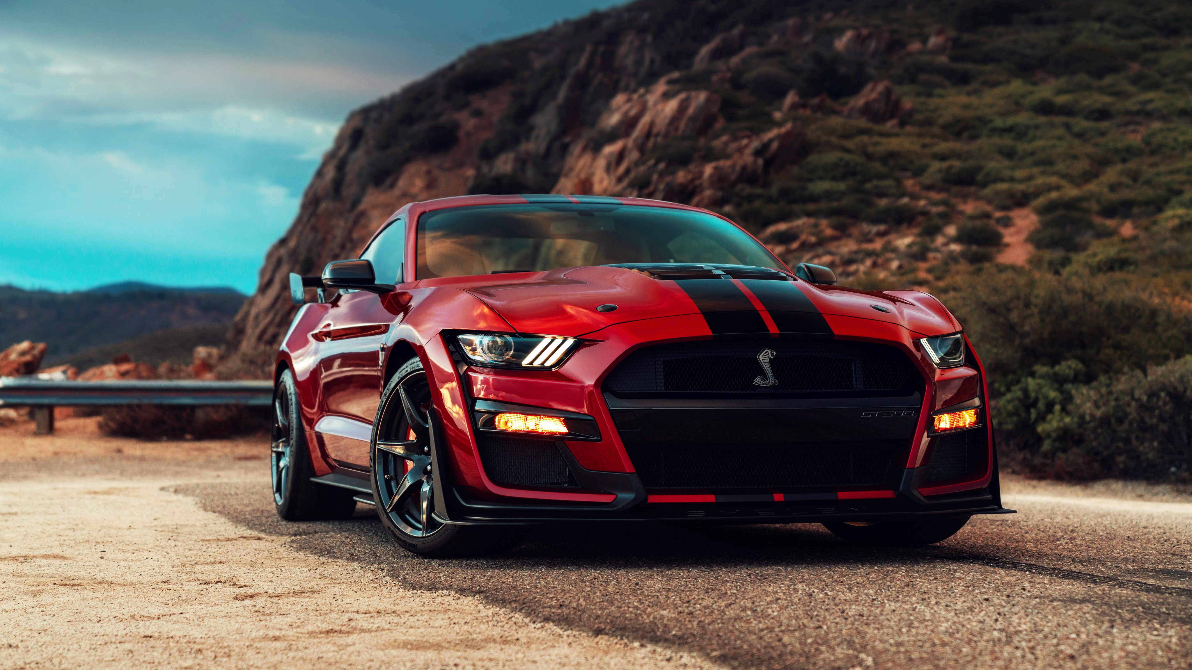 2020 Ford Mustang Shelby GT500 4K Wallpapers HD Wallpapers 4096x2304