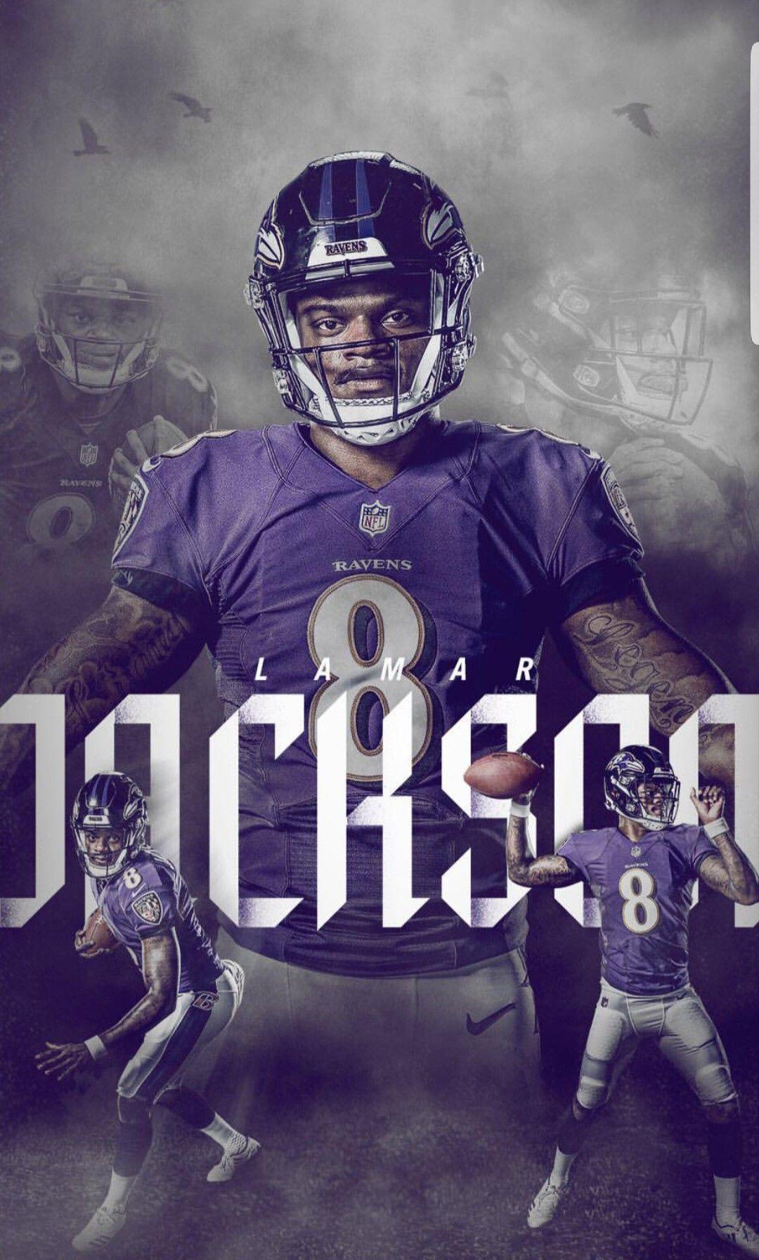 Pin by SPHINXLIKE on Baltimore Ravens 2018 Season Lamar jackson 1080x1792
