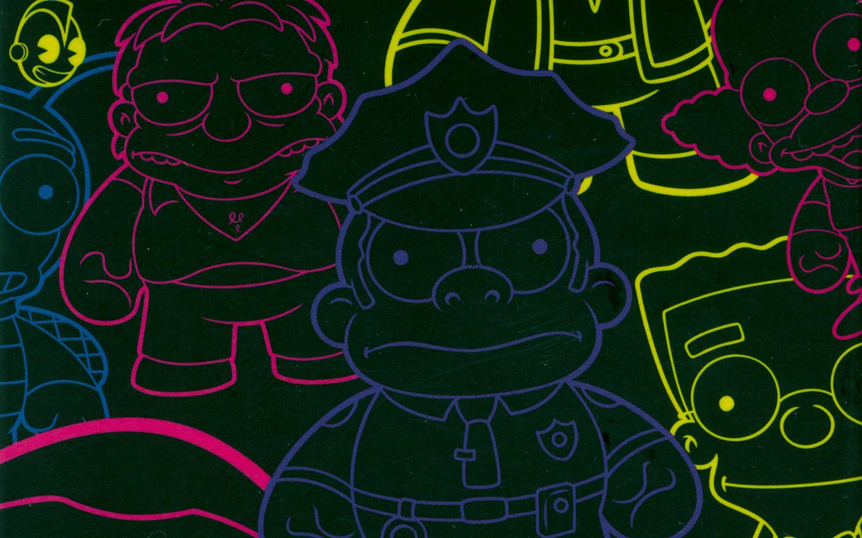 Kidrobot Wallpaper Kidrobot simpsons box art high 1440x900