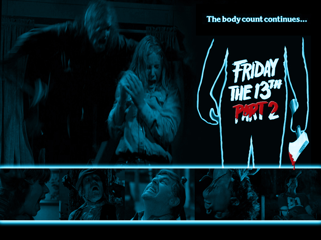 80s Horror Friday the 13th Part 2 1024x768