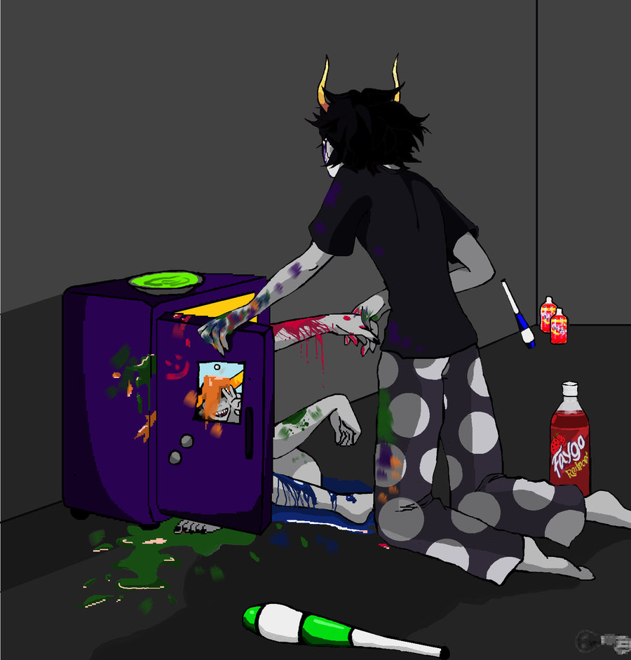 Sober Gamzee by SeiaraL on DeviantArt