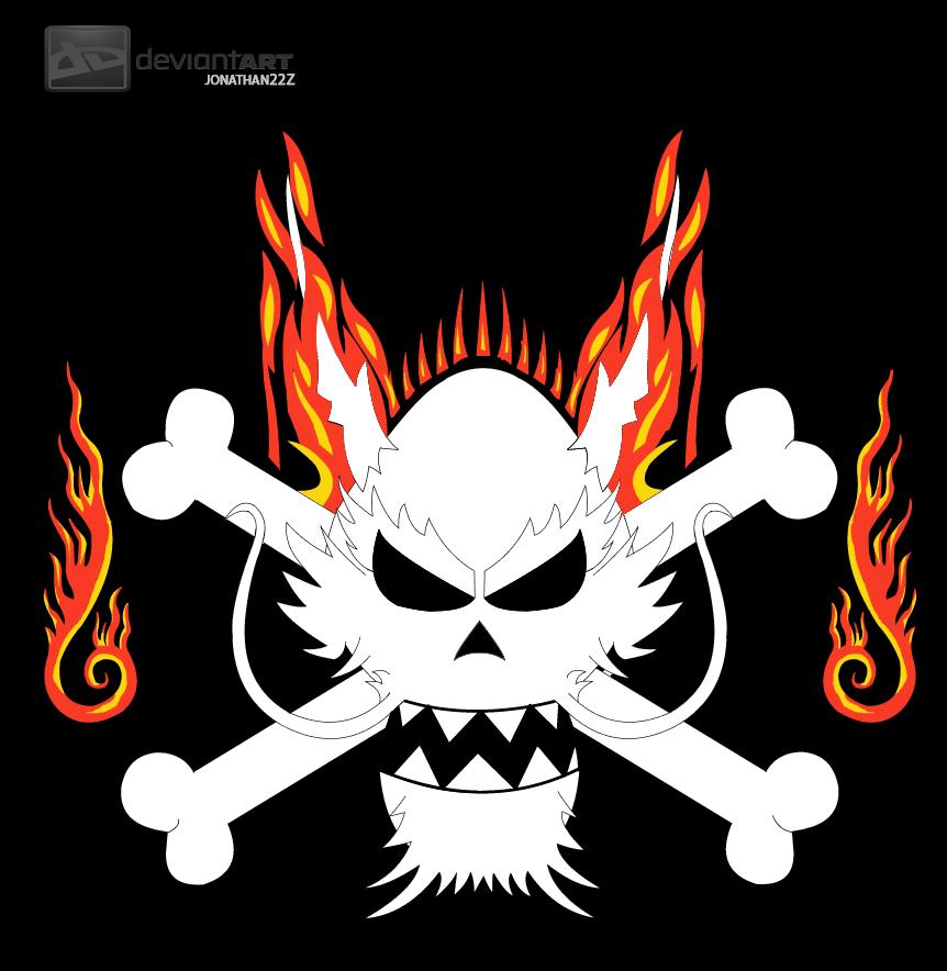 One Piece Jolly Roger Wallpaper One piece mi jolly roger 862x884