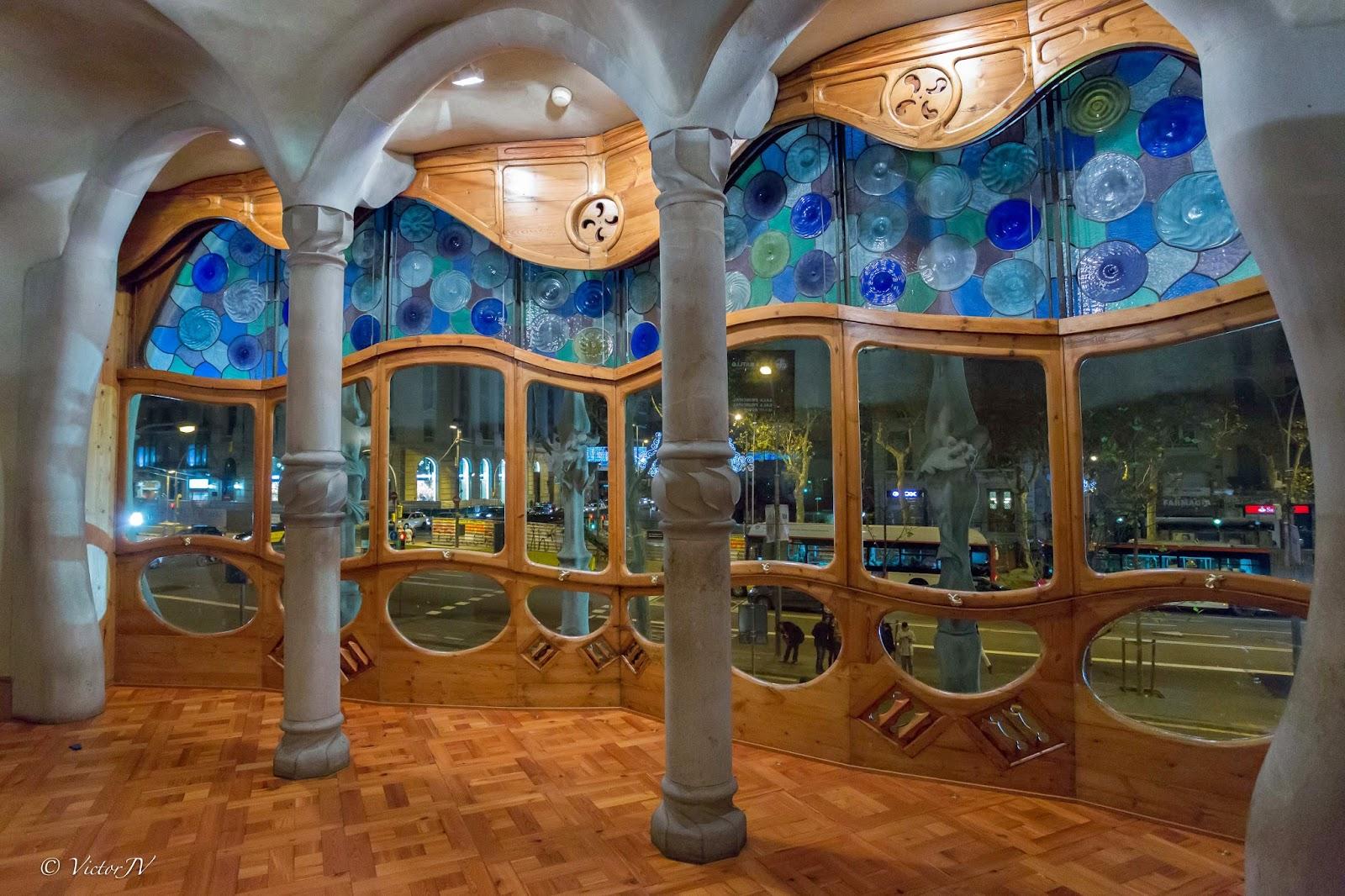 Casa Batll Antoni Gaudi Barcelona Spain   ART FOR YOUR WALLPAPER 1600x1066
