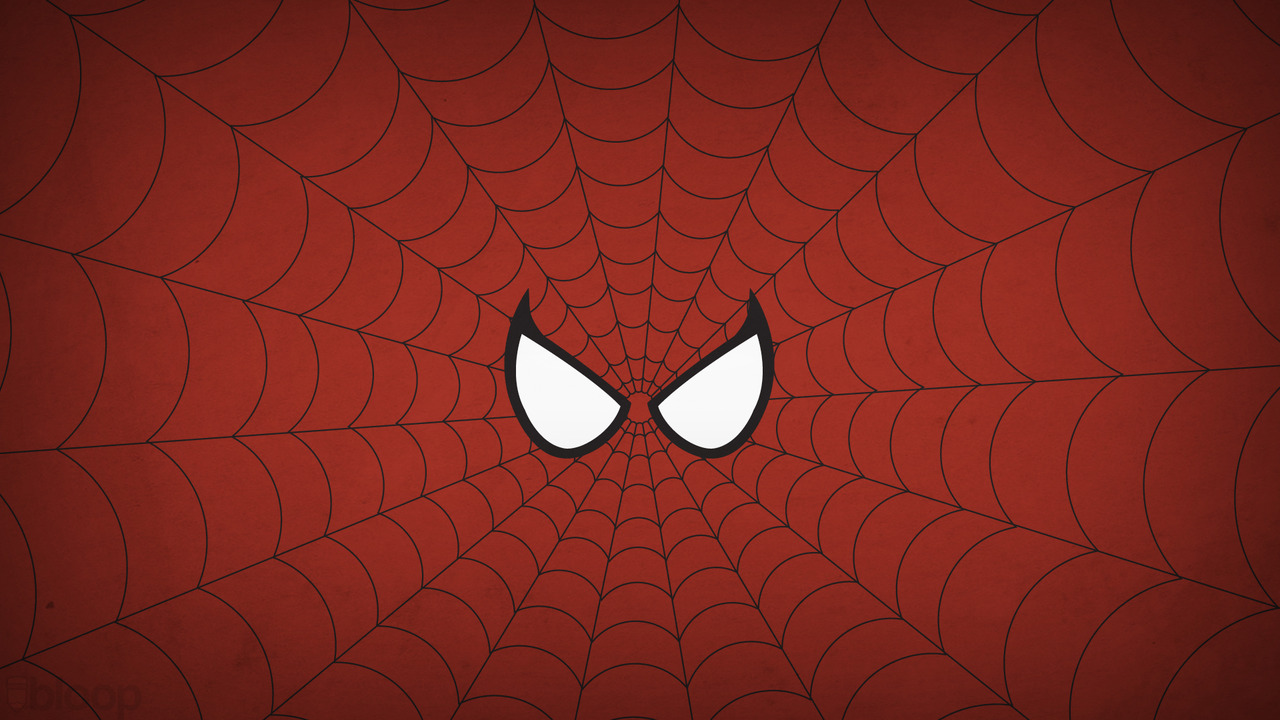 Of Metaphor Thecoolsumist Minimalist Superheroes Wallpapers 1280x720