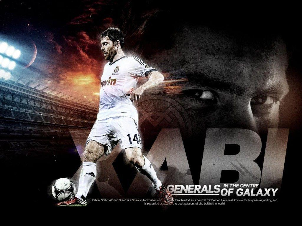 Xabi Alonso Real Madrid Wallpapers 1024x768