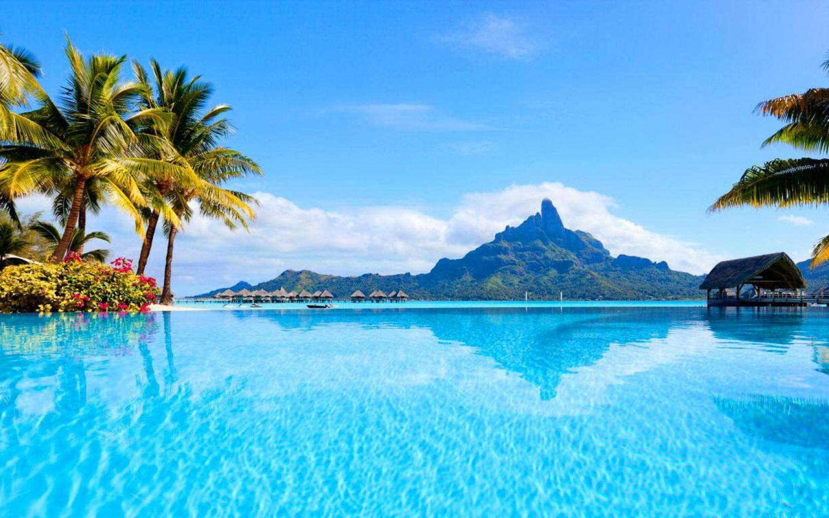 bora bora   107891   High Quality and Resolution Wallpapers 1680x1050