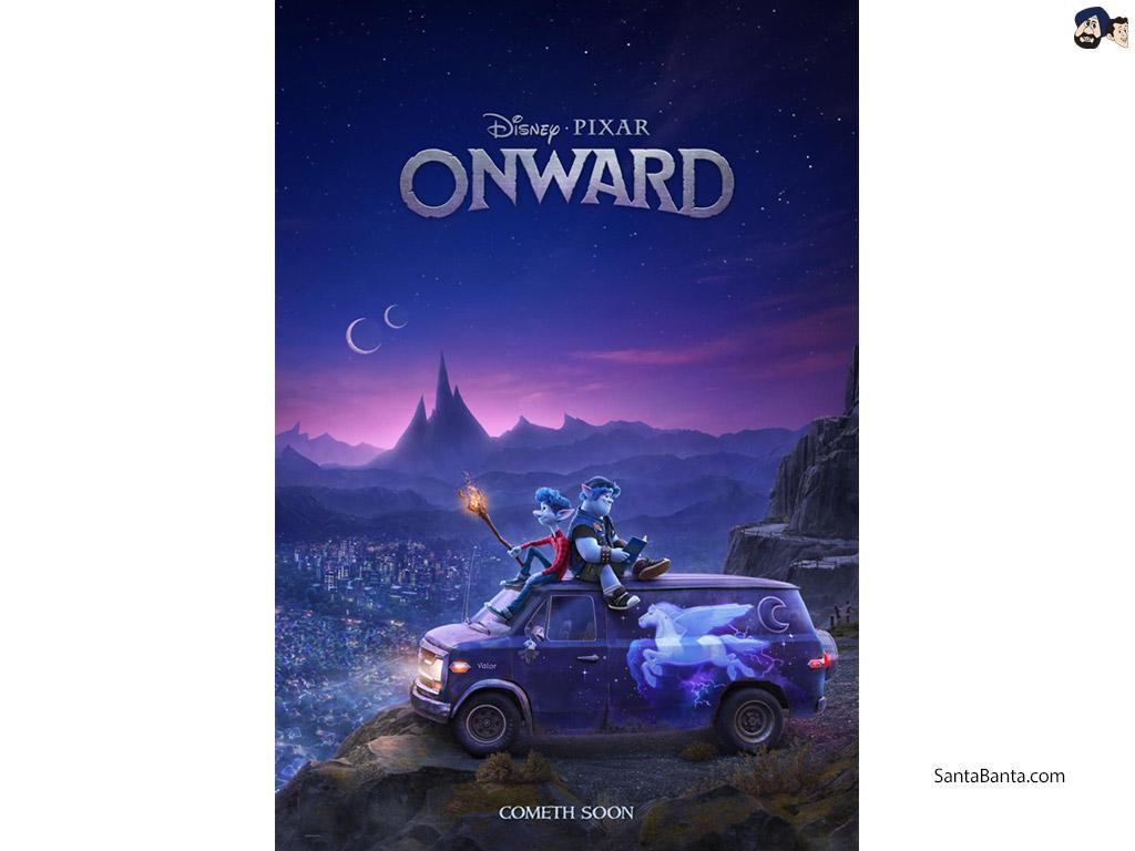 download Onward Movie Wallpaper 1 [1024x768] for your Desktop 1024x768
