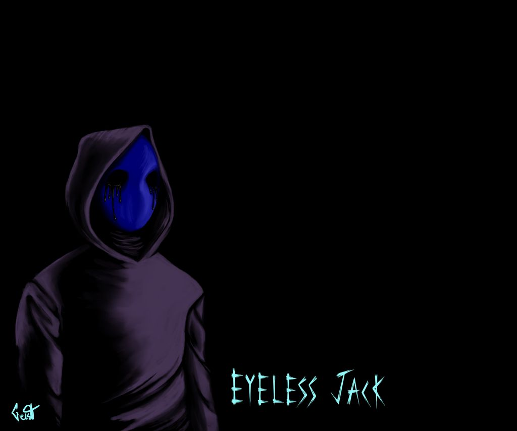 Eyeless Jack Wallpaper by HellGeist7 1024x854