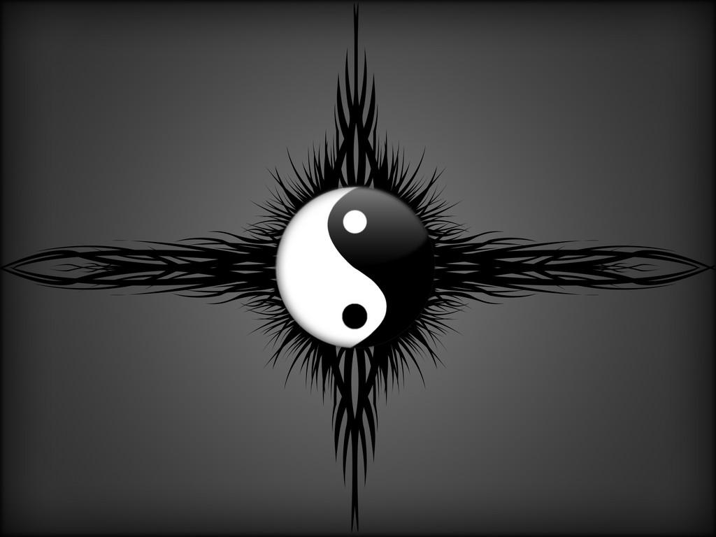 Hd Wallpapers Yin Yang Tattoos 1344 X 1248 236 Kb Jpeg HD Wallpapers 1024x768