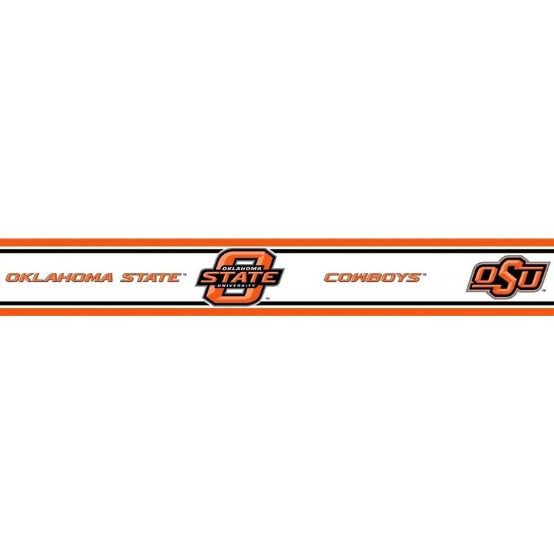Wallpaper Border College Logo Oklahoma State Cowboys Border 800x800