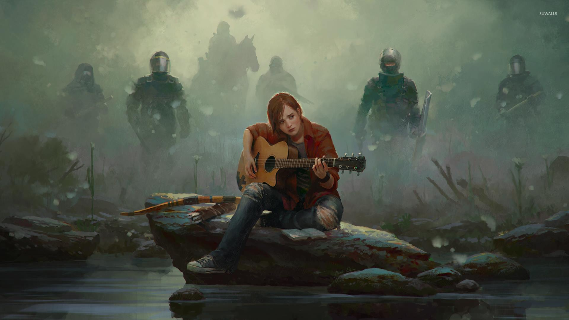 Ellie   The Last of Us wallpaper   Game wallpapers   30626 1680x1050