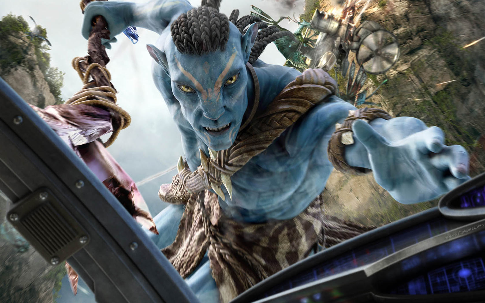 Avatar The Game Screen Wallpapers HD Wallpapers 1680x1050