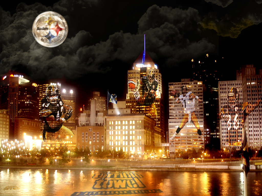 Steelers Wallpaper 1024x768