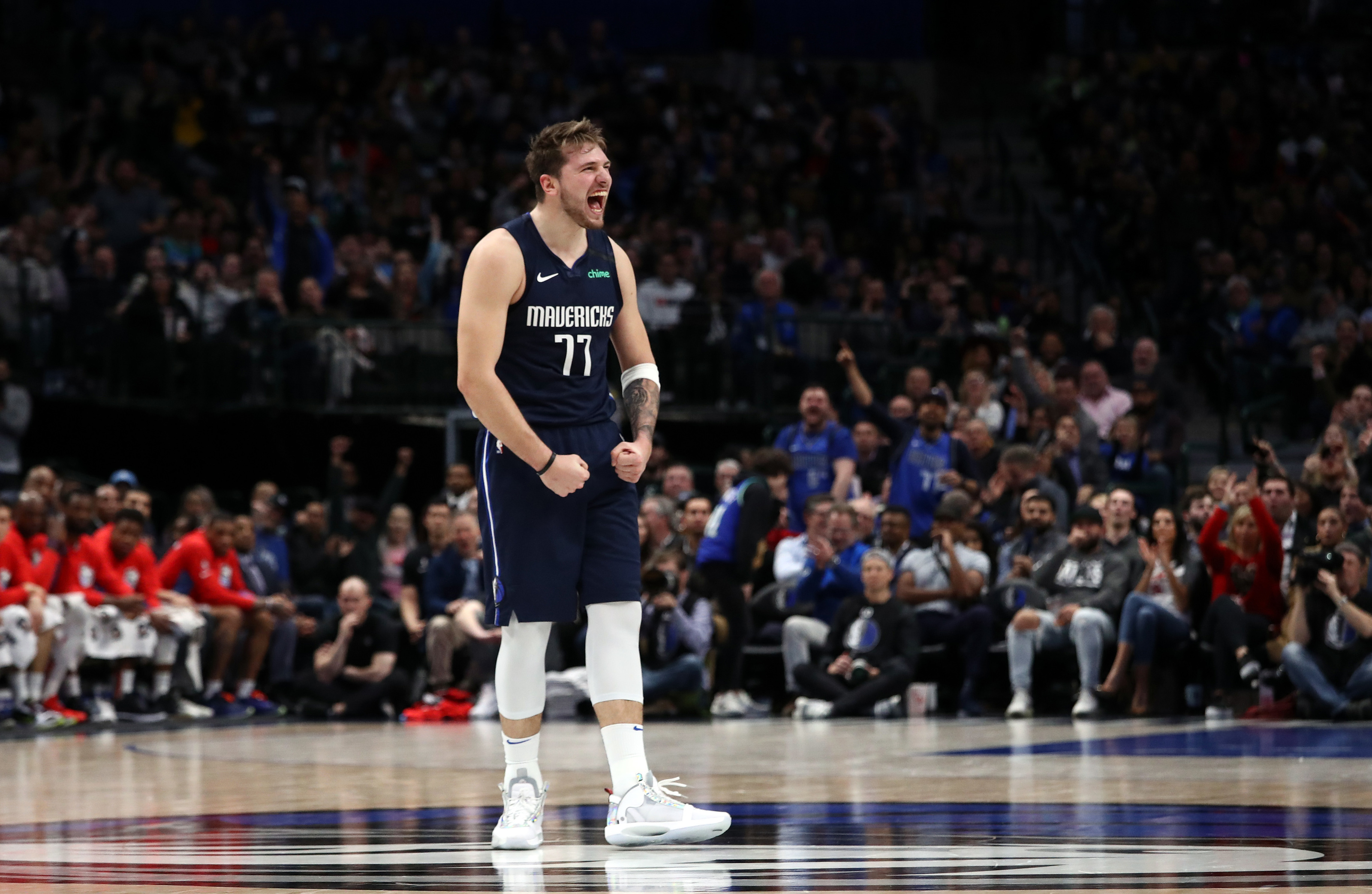 Watch Luka Doncic lead Dallas Mavericks over Kings twice tonight 3200x2086