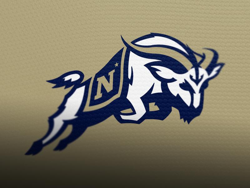 Navy Midshipmen Logo Navy midshipmen logo redesign 800x600