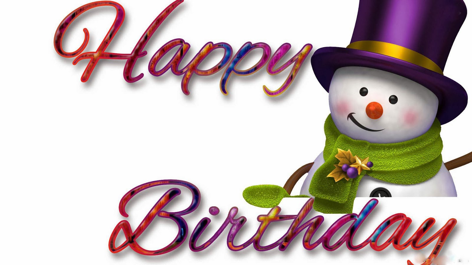 Happy Birthday Wallpaper Download Unique Wallpapers 1600x900