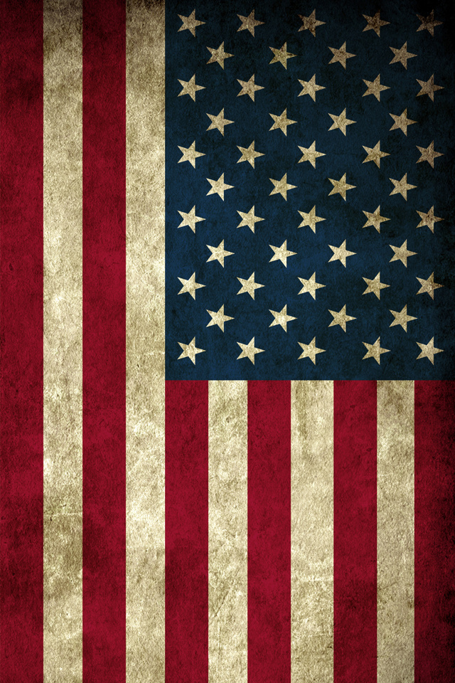 by price american flag monogram iphone wallpaper american wallpapers 640x960