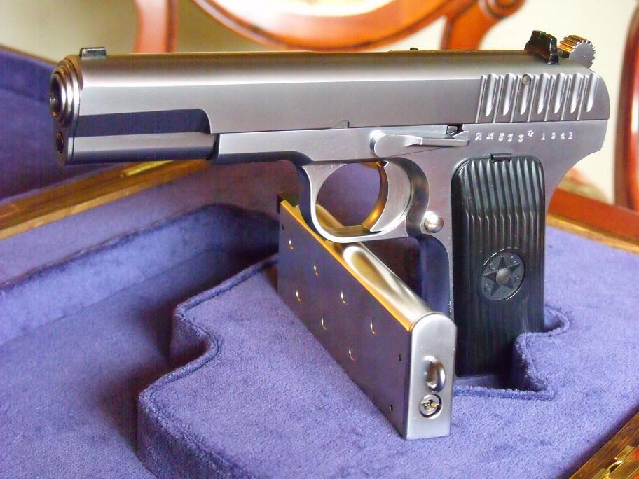 WE Tech WE Tokarev TT 33 The Pistol Place 912x684