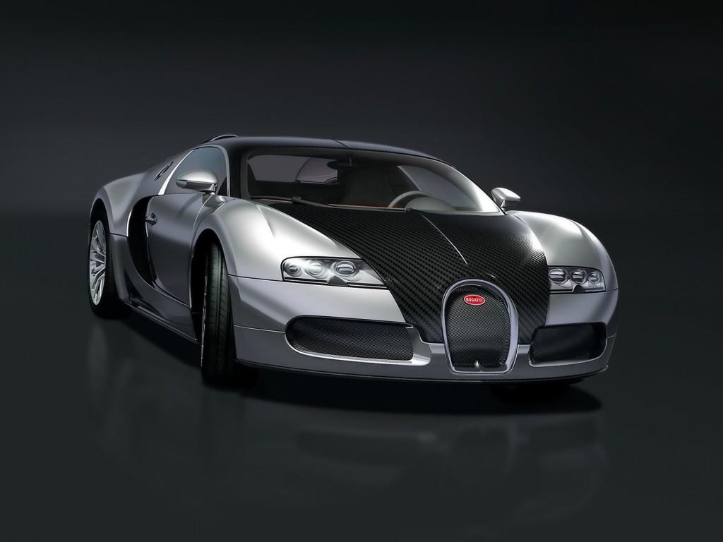 Cool Cars Bugatti Veyron Wallpapers 1024x768
