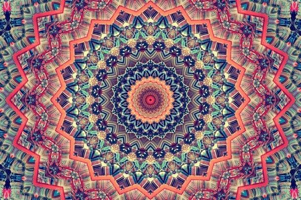 Mandala Wallpaper Desktop Mandala Wallpaper 610x407