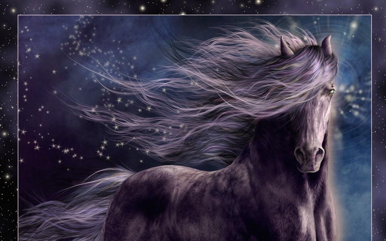 77+] Beautiful Horse Wallpaper on