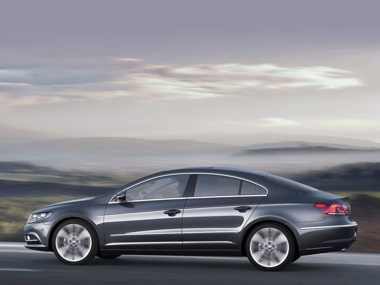 vw cc how to start car