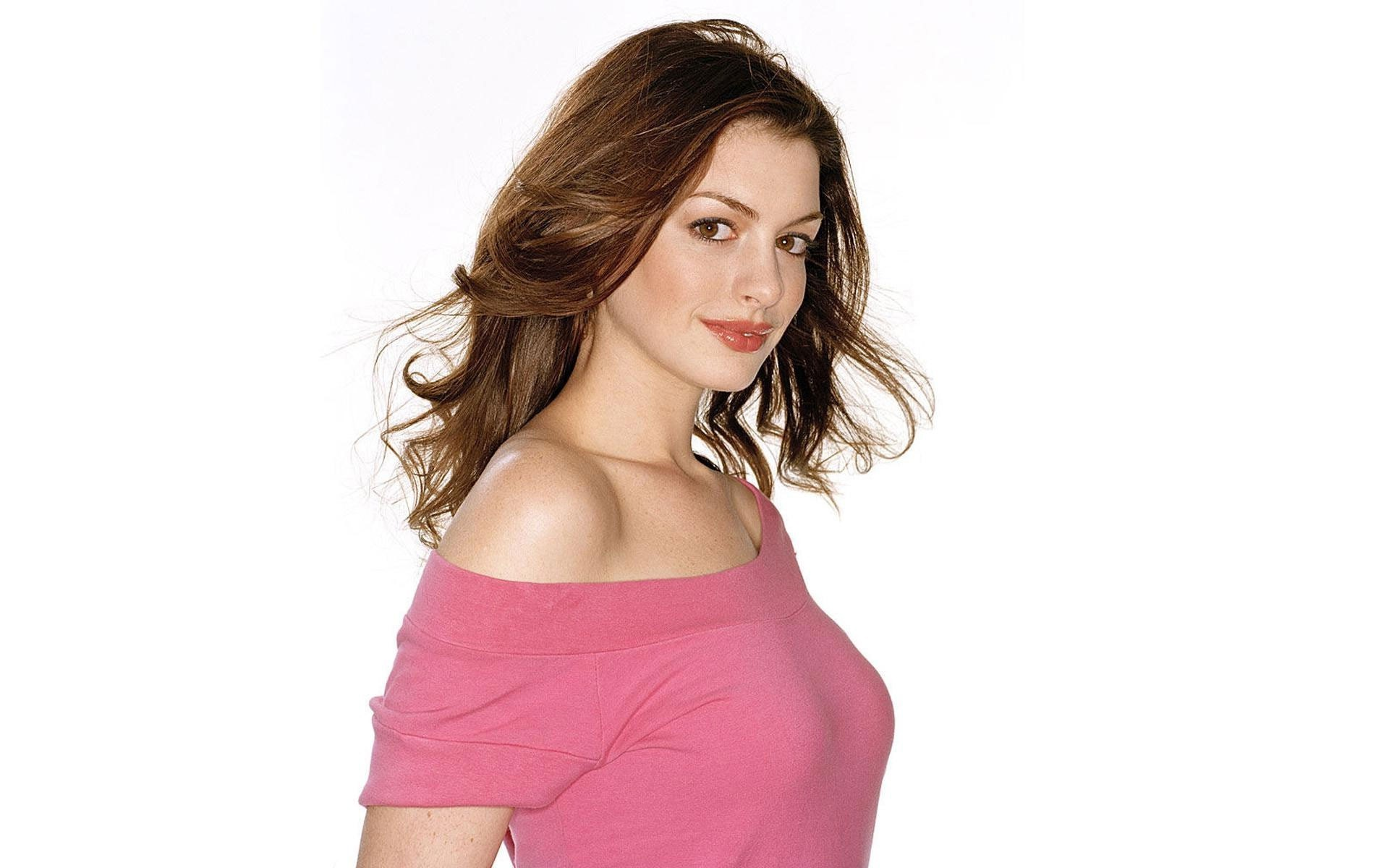 Anne Hathaway Hollywood Actress Celebrity Wallpapers HD Wallpapers 1920x1200