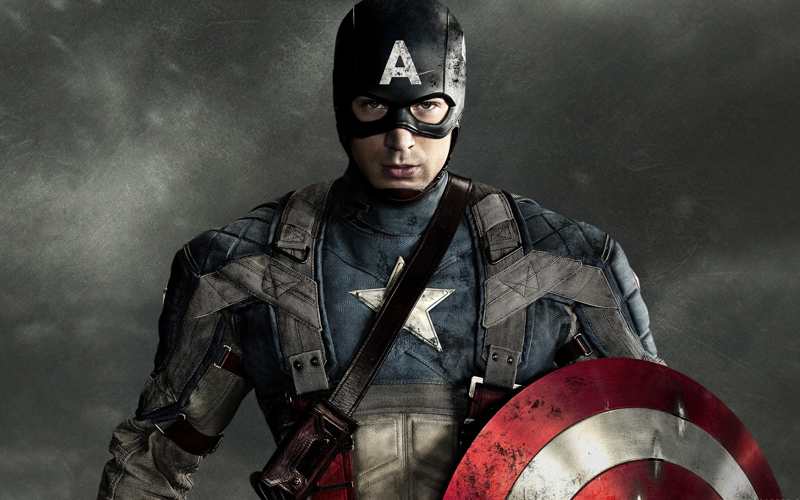 Chris Evans Captain America Civil War   New HD Wallpapers 2560x1600