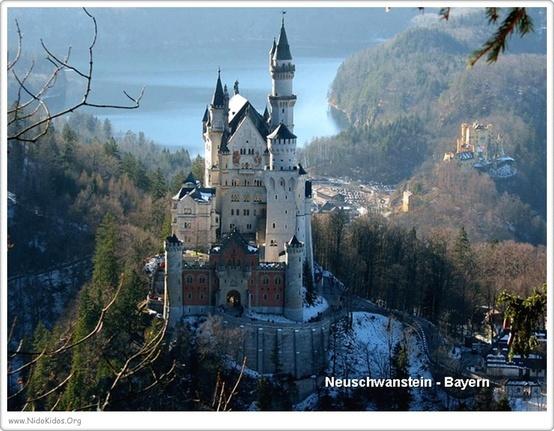 Gallery for german castle wallpaper 554x431