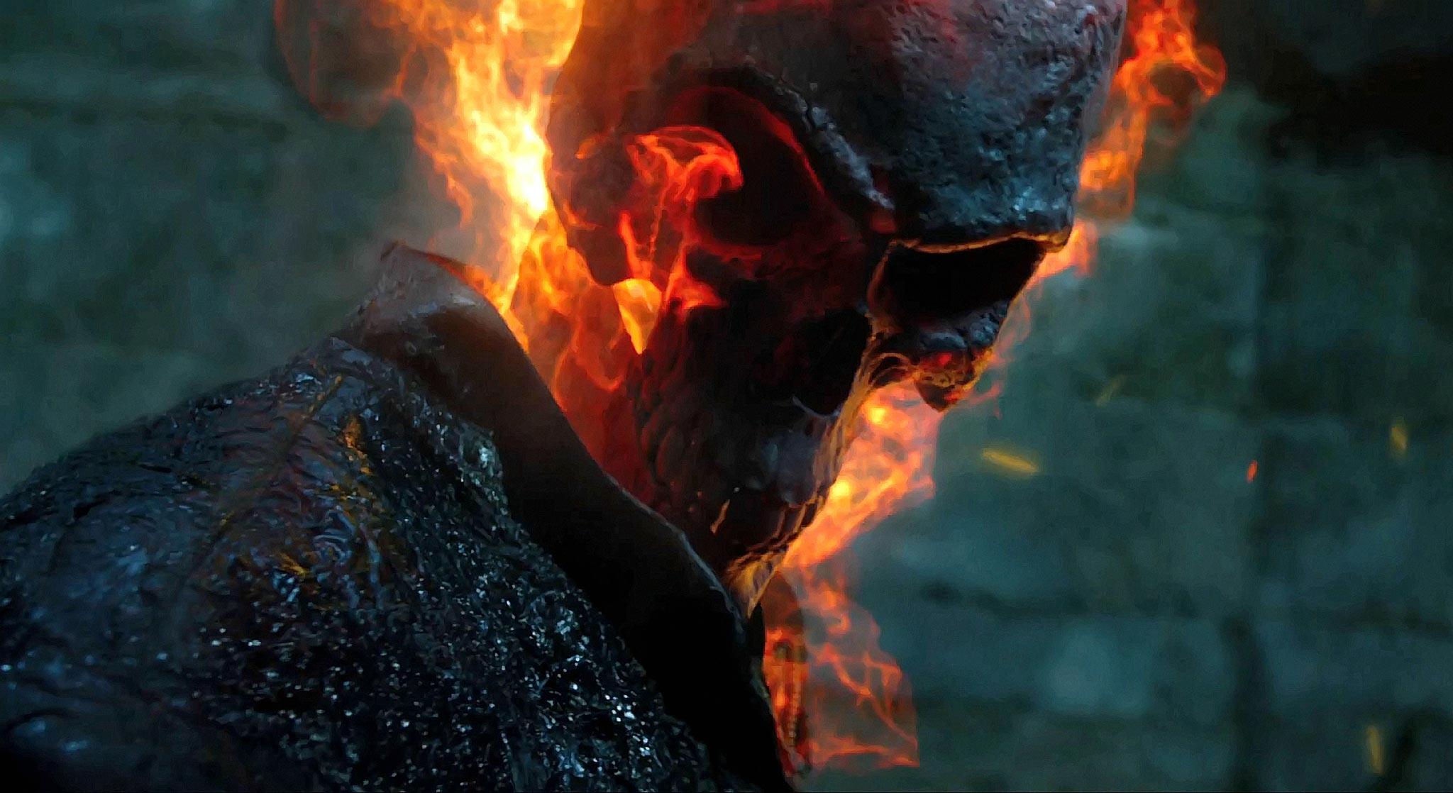 Ghost Rider I Y II[DVDRip][Latino][avi]   Identi 2048x1118