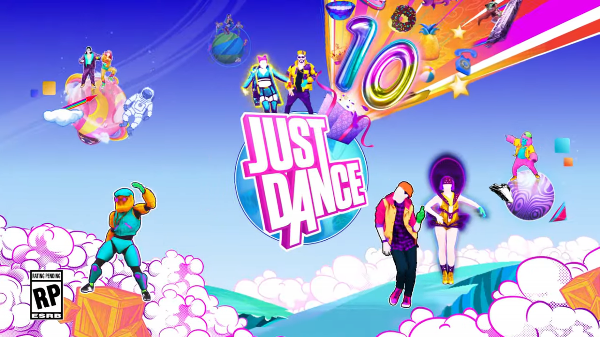 Just Dance 2020 Review Please Dont Stop the Music IRBGamer 1920x1080