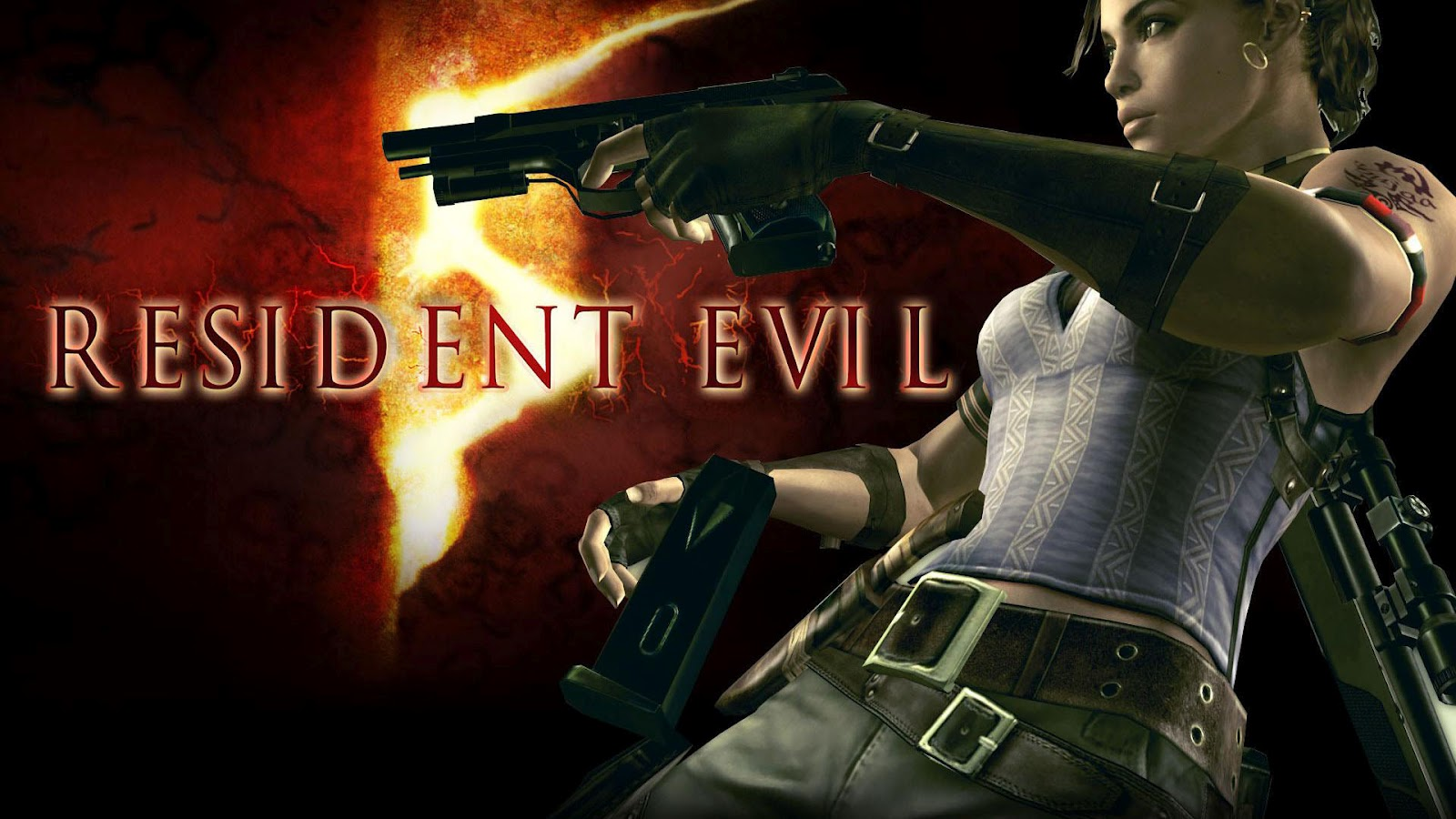 Free Download Residentevil5wallpapers8 Resident Evil 5 Wallpapers