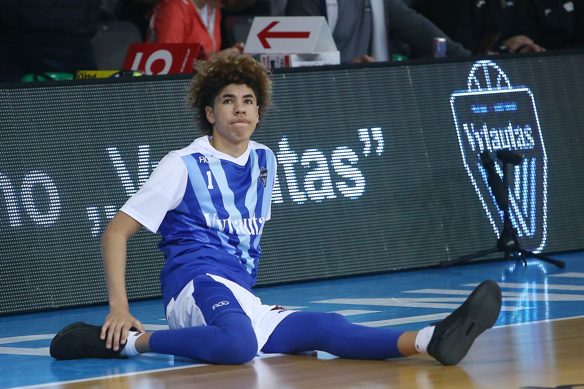 LaMelo Ball wants to play for Duke Kentucky or UNC But is he 1200x800