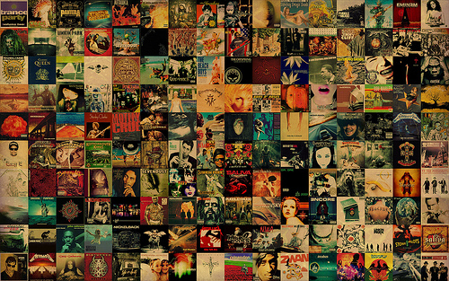 CD Album Covers Wallpaper New Bigger Color Flickr   Photo Sharing 500x313