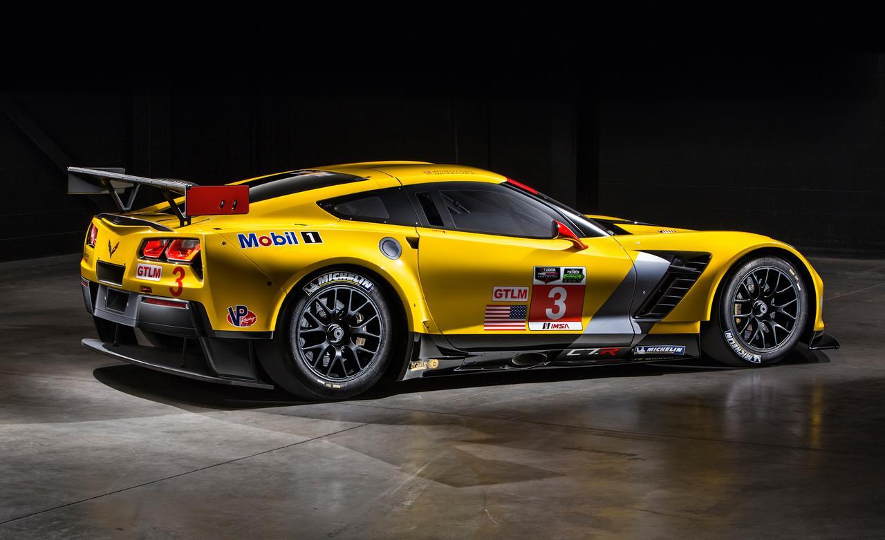 Corvette C7R race car 1280x782