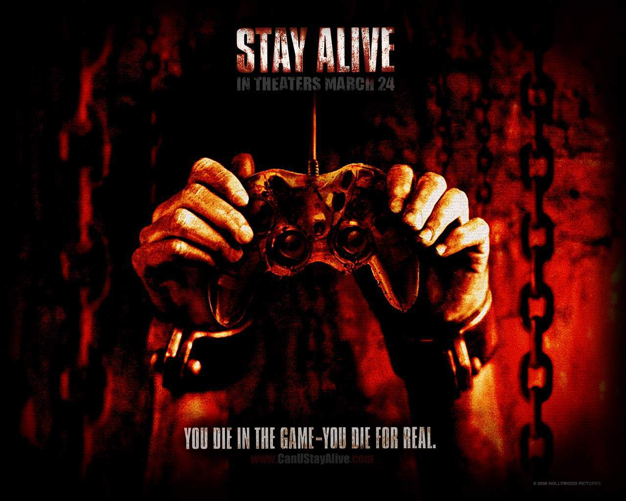 stay alive wallpaper 10007834 size 1280x1024 more stay alive wallpaper 1280x1024