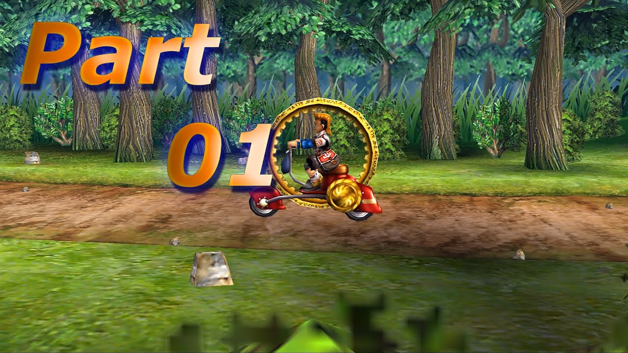 Grandia Xtreme HD Part 1 [New Game] 1920x1080