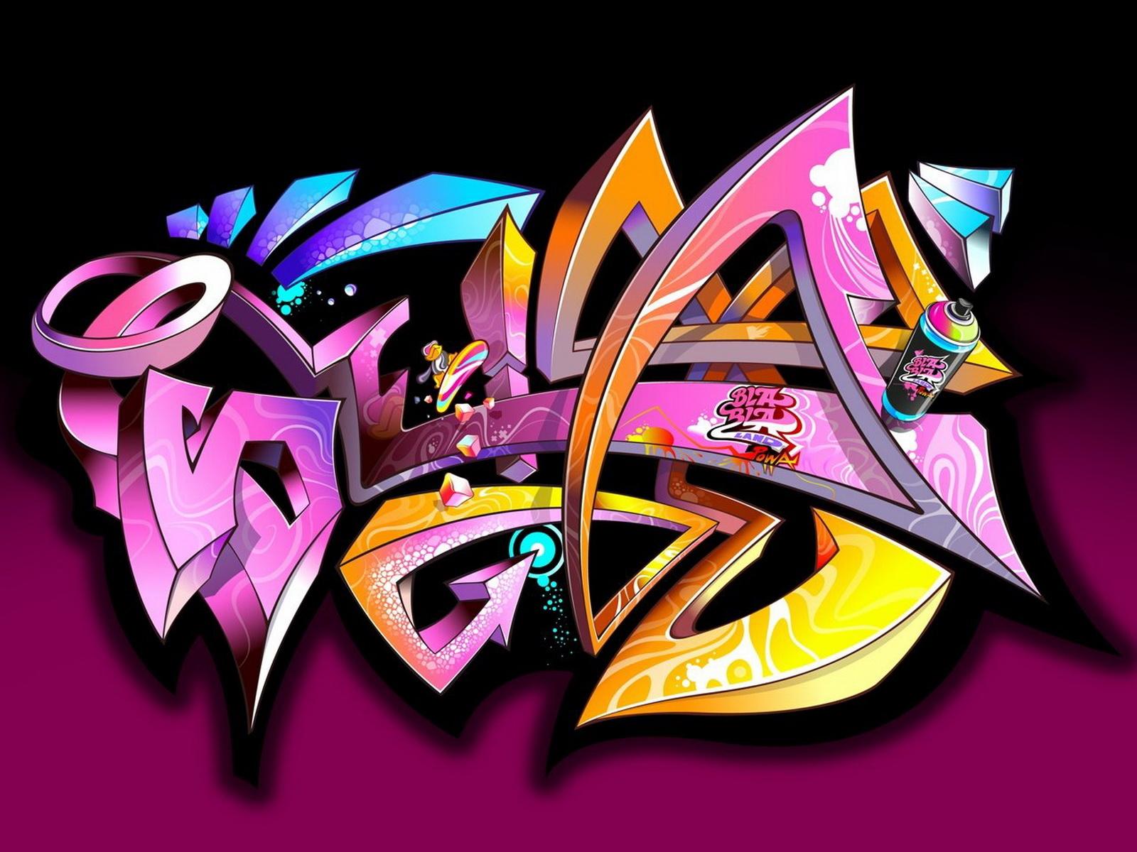 Grafiti Wallpapers Wallpapersafari