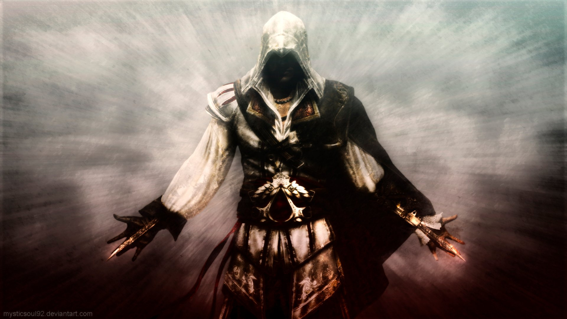 49 Ezio Auditore Wallpaper On Wallpapersafari